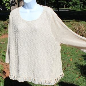 Chico's NWT Lace Blouse